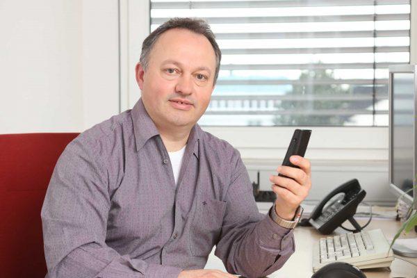 Horst Heringklee IZT Productmanager Signal Generators