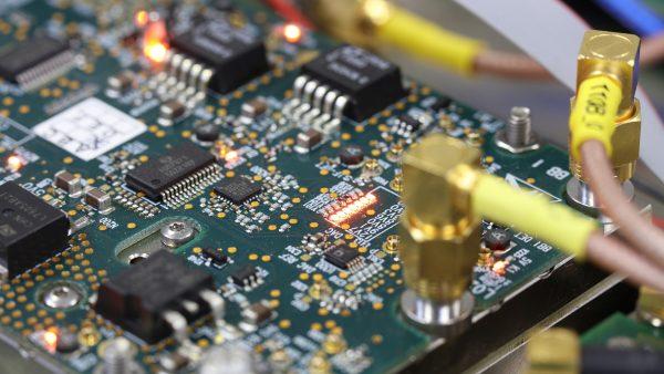 IZT circuit board