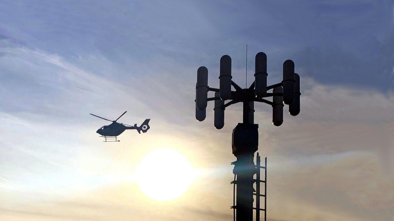 IZT R5509 Air Traffic Control Radio Direction Finder