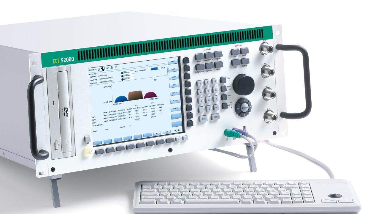 IZT S2000 Signal Generator for Sirius XM
