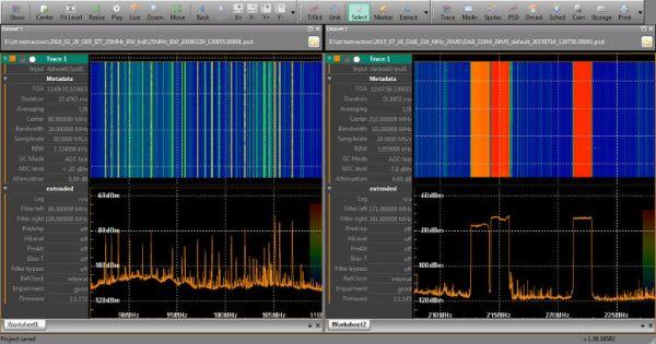 IZT SignalSuite Mulit-Frequency DAB-FM